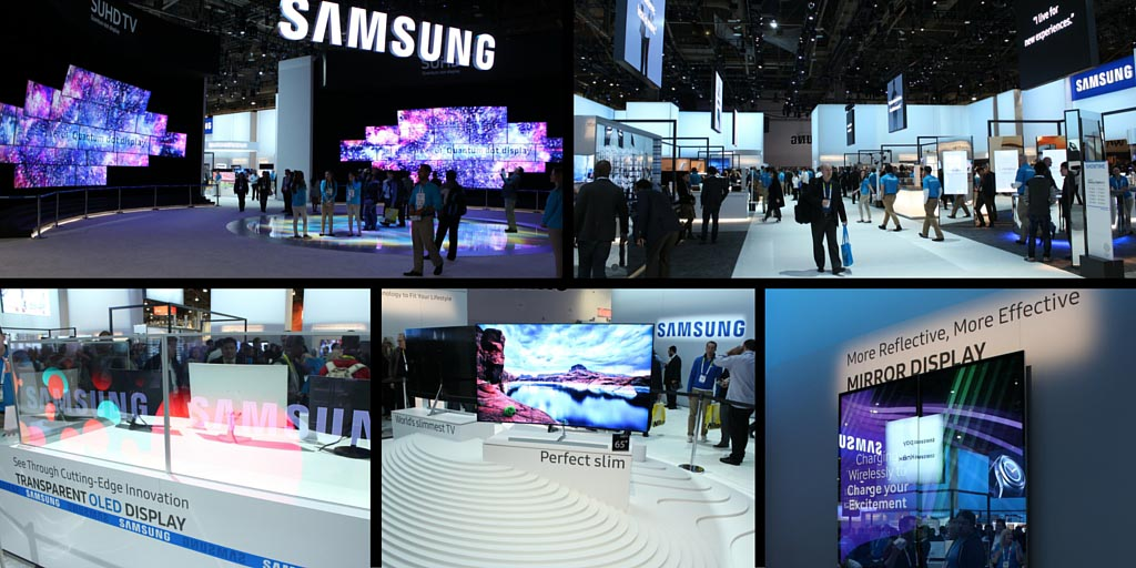 Samsung Exhibition Booth Design : The best of ces exhibitor magazine