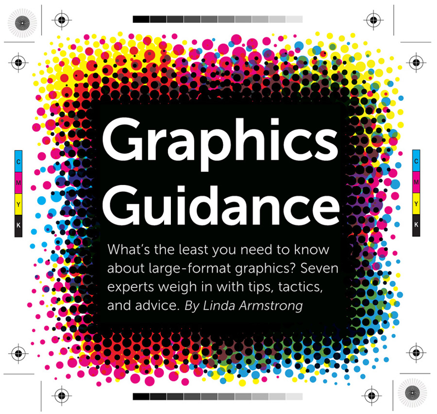 Graphics Guidance Exhibitor Magazine