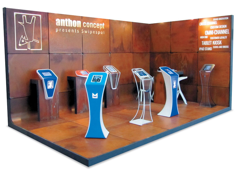 Exhibition Stand Design Articles : Small giants exhibitor magazine